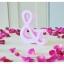 Spring Beauty - สัญลักษณ์ & (Ampersand) ตั้งโต๊ะ งานไม้สัก โทนสีชมพู thumbnail 4