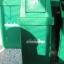 ขนาดถังขยะฝาสามเหลี่ยมแบบแกว่ง 001-TC60DL Trash polyethylene lid swing,lid triangular. 60 liter. 001-TC60DL thumbnail 2