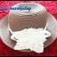 หมวกใส่เที่ยวทะเล หมวกสาน หมวกทรงปานามา หมวกแฟชั่น **รูปถ่ายจากสินค้าจริงค่ะ** thumbnail 1