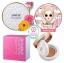 Makeup Helper Double Cushion Calendula Blossom SPF50+ /PA+++ # Sparkling Lady ไซส์ใหม่ 13 g. พกพาง่ายยิ่งขึ้น คูชั่น แป้งน้ำลุ๊คฉ่ำสาวเกาหลีค่ะ ไม่เหนอะ ไม่มันไม่เยิ้ม ทาปุ๊ปแห้งปั๊ป โดยไม่ต้องเติมแป้ง ปกปิดได้อย่างดีแม้แผลเป็นที่ชัดมากๆ ไม่อุดตัน มาพร้อม thumbnail 1