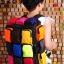 กระเป๋าเป้สะพายหลากสีสัน thumbnail 5