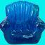 เก้าอี้โซฟาเป่าลมแบบใส thumbnail 4