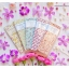 Floral Pattern Paper Straws หลอดกระดาษ ใช้สำหรับดื่มน้ำ thumbnail 12