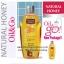 Revlon Natural Honey Oil&Go Argan Oil 300ml. แพคเกจใหม่ล่าสุดของสุดยอดน้ำมันบำรุงผิวที่ได้รับความนิยมสูงสุด ที่เน้นย้ำการใช้ที่ชะโลมหลังอาบน้ำก็ปกป้องและบำรุงผิวได้โดยไม่ต้องใช้โลชั่นอื่นๆอีก คุณสมบัติครบในการบำรุงผิว แถมยังมีกลิ่นหอมอ่อนๆติดผิว ด้วยน้ำมั thumbnail 1