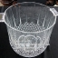 Acrylic Champagne Coller Bucket shaped wine cooler 013-AC-8334 thumbnail 1