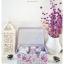Floral Storage Tin Box กล่องเก็บของ ลายดอกไม้ งานสังกะสี thumbnail 15