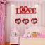 นาฬิกาติดผนัง LOVE thumbnail 3