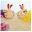 Fat Rabbits Resin ตุ๊กตากระต่ายอ้วน งานเรซิน thumbnail 3