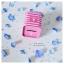 Pink Tin Money Box กระปุกออมสินสีชมพู งานสังกะสี thumbnail 3