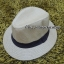 หมวกปานามาปีกกว้าง หมวกสาน หมวกปานามาสีน้ำตาลอ่อนคาดน้ำตาล พร้อมส่งค่ะ **รูปถ่ายจากสินค้าจริงที่ขายค่ะ** thumbnail 1