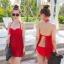 ชุดว่ายน้ำสีแดง ทูพีช รอบอก 30-34 สะโพก 30-36 สวยมากๆค่ะ สีสวย ผ้าดี เซ็กซี่มาก thumbnail 1
