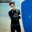 ชุดว่ายน้ำหรือใส่ดำน้ำผู้ชาย 2xl รอบอก 40-46 รอบเอวกางเกง 36-44 สะโพก 44-52นิ้ว ตัวเสื้อยาว 27 กางเกงยาว 22 นิ้วค่ะ เนื้อผ้าดีมากค่ะ กางเกงมีเชื่องผูกมีซับค่ะ thumbnail 1