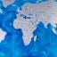 แผนที่โลกแบบขูด Scratch Map thumbnail 1