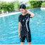 ชุดว่ายน้ำ 2xl เสื้อ+กางเกง รอบอก 32-38 เอว 26-32 สะโพก 36-44 นิ้ว มีหมวกด้วยนะคะ ผ้าเนื่อดีมากๆค่ะ thumbnail 6