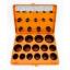 โอริงกล่อง สีส้ม NBR 90 Hs (ไซส์นิ้ว) thumbnail 1