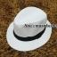 หมวกปานามาปีกกว้าง หมวกสาน หมวกปานามาสีครีมคาดดำ พร้อมส่งค่ะ **รูปถ่ายจากสินค้าจริงที่ขายค่ะ** thumbnail 1