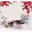 Candy Tin Box กล่องเก็บของ ลายดอกไม้ งานสังกะสี thumbnail 1
