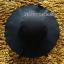 หมวกปีกกว้าง หมวกเที่ยวทะเล หมวกผ้าวูล สีดำ แต่งโบว์รอบ รอบศรีษะ 60 cm / ปีกกว้าง 10 cm thumbnail 4