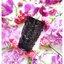 Black Glass Cup แก้วน้ำสีดำ ลายนูน thumbnail 3