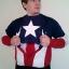 เสื้อแจ๊คเก็ตกัปตันอเมริกา thumbnail 5