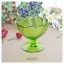Ice Cream Glass Cup - Green thumbnail 6