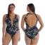 ชุดว่ายน้ำคนอ้วน สีดำ 4xl รอบอก 46-50 เอว 40-46 สะโพก 48-56 นิ้ว ผ้าดี งานสวยมากๆค่ะ thumbnail 1