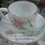 ถ้วยกาแฟเนื้อมุก 025-LD-NP60 Noble Pink Dinner ถ้วยกาแฟพร้อมจานรอง,ชุดน้ำชารับVIP thumbnail 3