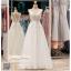 รหัส ชุดพรีเวดดิ้ง : PF074 ชุดแต่งงานใส่เป็นชุดพรีเวดดิ้งก็สวย พร้อมส่งสีขาว ใส่ถ่ายพรีเวดดิ้งแนวเจ้าหญิง ริมทะเล หรือในสวน แบบชมพู่ สวยมากๆ ค่ะ thumbnail 1