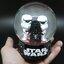 ลูกบอลคริสตัลสตาร์วอร์ Star Wars Snowflake thumbnail 2