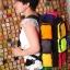 กระเป๋าเป้สะพายหลากสีสัน thumbnail 3