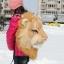 กระเป๋าเป้หัวสิงโต thumbnail 3