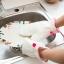 ถุงมือล้างจานกันน้ำ dishwashing gloves thumbnail 2