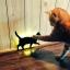 โคมไฟเงาแมว thumbnail 5
