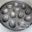พิมพ์ขนมไข่อะลูมิเนียม ใหญ่ ขนาด 9 นิ้ว แบบที่ 4 ลายมะเฟือง มี 12 หลุม 016-KK-AL49 Khanom Khai aluminum mold 9 inch. Big size. อุปกรณ์ทำขนม thumbnail 1