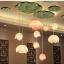 โคมไฟติดเพดานดอกบัว thumbnail 5