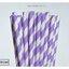 Single Pattern Paper Straws หลอดกระดาษ ใช้สำหรับดื่มน้ำ thumbnail 6