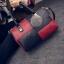 กระเป๋าถือขนาดกลาง กระเป๋าสะพายไหล่ สะพายข้าง Hand Bag Red Black สีแดงดำ thumbnail 6