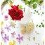 White Oval Glass Vase แจกันแก้วทรงรี สีขาว thumbnail 6