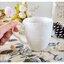 White Ceramic Mug แก้วเซรามิค สีขาว thumbnail 4