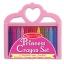 Melissa & Doug Princess Crayon Set 12 สี thumbnail 1