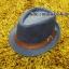 หมวกปานามาปีกสั้น หมวกสาน หมวกลิเดีย พร้อมส่งค่ะ thumbnail 1