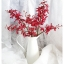 Shabby Chic Enamel Vase แจกันอีนาเมล สีขาว ทรงเหยือก thumbnail 2