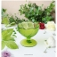Ice Cream Glass Cup - Green thumbnail 2