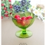Ice Cream Glass Cup - Green thumbnail 10