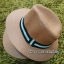 หมวกทรงปานามา สีน้ำตาลส้ม **สินค้าพร้อมส่งค่ะ*** thumbnail 2