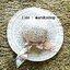 หมวกปีกกว้าง หมวกเที่ยวทะเล หมวกสานโทนน้ำตาล แต่งโบว์วินเทจรอบเก๋ ๆ รอบศรีษะ 56-58 cm thumbnail 3