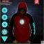 เสื้อกันหนาว Avengers เรืองแสง thumbnail 1