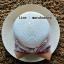 หมวกปีกกว้าง หมวกไปทะเล หมวกสาน สีน้ำตาลแต่งโบว์รอบเก๋ๆ รอบศรีษะ 64 cm / ปีกกว้าง 6.5 cm ***ถ่ายจากสินค้าจริงที่ขายค่ะ*** thumbnail 2
