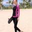 ชุดว่ายน้ำ กัน uv 4xl อก 38-44 กางเกงขายาว เอว 36-42 สะโพก42-50 นิ้วรอบวงแขน 16-20 นิ้ว ผ้าดี งานสวย คุ้มมากๆค่ะ thumbnail 1