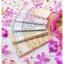 Floral Pattern Paper Straws หลอดกระดาษ ใช้สำหรับดื่มน้ำ thumbnail 15